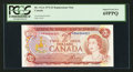 Canadian Currency: , BC-47aA $2 1974 Replacement Note *R/A Prefix. ...