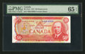 Canadian Currency: , BC-51aA $50 1975 Replacement Note *H/B Prefix. ...