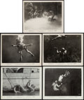 """Movie Posters:Horror, Creature from the Black Lagoon (Universal International, 1954).Photos (10) (8"""" X 10"""").. ... (Total: 10 Items)"""