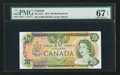 Canadian Currency: , BC-54aA $20 1979 Replacement Note . ...