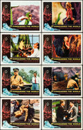 """Movie Posters:Science Fiction, It Conquered the World (American International, 1956). Lobby Card Set of 8 (11"""" X 14"""").. ... (Total: 8 Items)"""