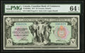 Canadian Currency: , Toronto, ON- The Canadian Bank of Commerce $5 Jan. 2, 1917 Ch. # 75-16-04-06a . ...