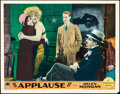 "Movie Posters:Drama, Applause (Paramount, 1929). Lobby Card (11"" X 14"").. ..."