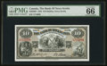 Canadian Currency: , Halifax, NS- The Bank of Nova Scotia $10 Jan. 2, 1935 Ch. #550-36-04 . ...