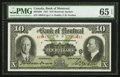 Canadian Currency: , Montreal, PQ- The Bank of Montreal $10 Jan. 2, 1931 Ch. # 505-58-04. ...