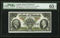 Canadian Currency: , Montreal, PQ- The Bank of Montreal $5 January 2, 1935 Ch. #505-60-02 . ...