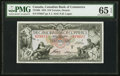 Canadian Currency: , Toronto, ON- The Canadian Bank of Commerce $10 Jan. 2, 1935 Ch. #75-18-06 . ...