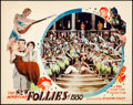 "Movie Posters:Musical, New Movietone Follies of 1930 (Fox, 1930). Lobby Card (11"" X 14"").. ..."