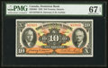 Canadian Currency: , Toronto, ON- The Dominion Bank $10 Jan. 2, 1935 CH. # 220-26-04 . ...