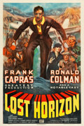 "Movie Posters:Fantasy, Lost Horizon (Columbia, 1937). One Sheet (27"" X 40.75"") Style C....."