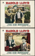 "Movie Posters:Comedy, The Kid Brother (Paramount, 1927). Lobby Cards (2) (11"" X 14"").. ... (Total: 2 Items)"