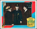 "Movie Posters:Crime, The Racket (Paramount, 1928). Lobby Card (11"" X 14"").. ..."