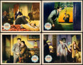 """Movie Posters:Comedy, Raffles (United Artists, 1930). Lobby Cards (4) (11"""" X 14"""").. ...(Total: 4 Items)"""