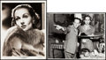 """Movie Posters:Miscellaneous, Carole Lombard Lot (United Artists, 1942). Photos (2) (11"""" X 14"""").. ... (Total: 2 Items)"""