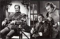 """Movie Posters:Swashbuckler, Errol Flynn in The Private Lives of Elizabeth and Essex (Warner Brothers, 1939). Bert Six Portrait Photos (2) (11"""" X 14"""").... (Total: 2 Items)"""