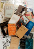Books:Literature 1900-up, [Nina Bawden, Graham Swift, Muriel Spark, et al.]. [ModernFiction]. Group Lot of Titles. Includes ten books and numerousne... (Total: 11 Items)