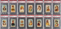 "Non-Sport Cards:Sets, 1888 N33 Allen & Ginter ""World's Smokers"" Complete Set (50) -#4 on the PSA Set Registry. ..."