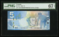 Canadian Currency: , BC-67a $5 2006 Serial Number Mismatch. ...