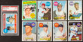 Baseball Cards:Lots, 1969 Topps Baseball Collection (570) With Two Mantle Cards! ...