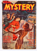 Pulps:Detective, Real Mystery Magazine #1 (Red Circle, 1940) Condition: GD/VG....