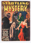 Pulps:Horror, Startling Mystery Magazine - April '40 (Fictioneers Inc., 1940)Condition: VG-....