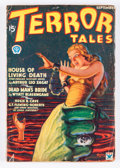 Pulps:Horror, Terror Tales - September '34 (Popular, 1934) Condition: VG-....