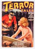 Pulps:Horror, Terror Tales - May-June '38 (Popular, 1938) Condition: VG-....