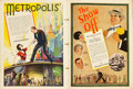 """Movie Posters:Miscellaneous, Paramount Exhibitor Book (Paramount, 1926-1927). """"15th Birthday Group"""" Hardbound Book (Multiple Pages, 12"""" X 16.5"""").. ..."""