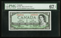 Canadian Currency: , BC-29a $1 1954 Devil's Face H/A Prefix . ...