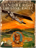 Books:Children's Books, Richard Beamish. The Boy's Story of Lindbergh: The LoneEagle. John C. Winston, 1928. Later edition. Publisher's pic...