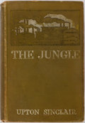 Books:Fiction, Upton Sinclair. The Jungle. Doubleday, Page & Company,1906. First edition, first state. Publisher's original gr...