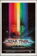 "Movie Posters:Science Fiction, Star Trek: The Motion Picture (Paramount, 1979). One Sheet (27"" X41"") Advance. Science Fiction.. ..."