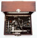 Timepieces:Other , Clement Lath & Disappearing Bed Watchmaker's Tool. ...