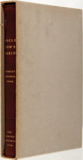 Books:Literature 1900-up, Harriet Beecher Stowe. Uncle Tom's Cabin, or Life Among theLowly. New York: Limited Editions Club, 1938. Limited ed...