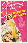 "Movie Posters:Musical, Presenting Lily Mars (MGM, 1943). One Sheet (27"" X 41"") Style C.. ..."