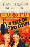 """Movie Posters:Drama, A Tale of Two Cities (MGM, 1935). Window Card (14"""" X 22"""").. ..."""