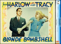 """Movie Posters:Comedy, Bombshell (MGM, 1933). CGC Graded Lobby Card (11"""" X 14"""").. ..."""