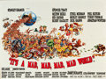 "Movie Posters:Comedy, It's a Mad, Mad, Mad, Mad World (United Artists, 1963). BritishQuad (30"" X 40"").. ..."