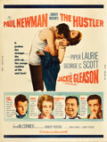 "Movie Posters:Drama, The Hustler (20th Century Fox, 1961). Poster (30"" X 40"").. ..."