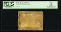 Colonial Notes:Maryland, Maryland August 14, 1776 $1/3 PCGS Apparent Fine 15.. ...