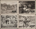 "Movie Posters:Western, Sky High & Other Lot (Fox, 1922). Lobby Cards (4) (11"" X 14""). Western.. ... (Total: 4 Items)"