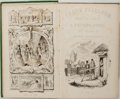 Books:Literature Pre-1900, [George Cruikshank]. Francis Smedley. Frank Fairlegh; or, Scenesfrom the Life of a Private Pupil. London: Virtue Br...