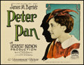 "Movie Posters:Fantasy, Peter Pan (Paramount, 1924). Title Lobby Card (11"" X 14"").. ..."