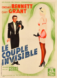 "Topper (MGM, 1937). French Grande (45"" X 62"")"