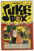 Golden Age (1938-1955):Non-Fiction, Juke Box Comics #1 (Famous Funnies, 1948) Condition: GD/VG....