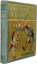 Books:First Editions, L. Frank Baum: Dorothy and the Wizard of Oz....