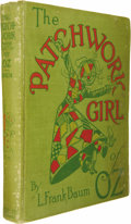 Books:First Editions, L Frank Baum: The Patchwork Girl of Oz....