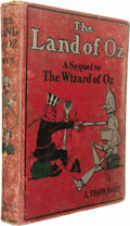 Books:Children's Books, L. Frank Baum: The Land of Oz,...
