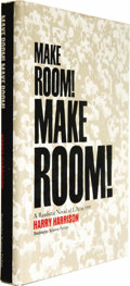 Books:Signed Editions, Harry Harrison: Signed First Edition of Make Room! MakeRoom! (Garden City, New York: Doubleday and Company, Inc.,1966)... (Total: 1 Item)