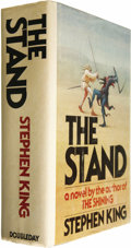"""Books:Fiction, Stephen King: First Edition of The Stand (New York:Doubleday, 1978), first edition (code """"T39"""" present in the gutterof... (Total: 1 Item)"""